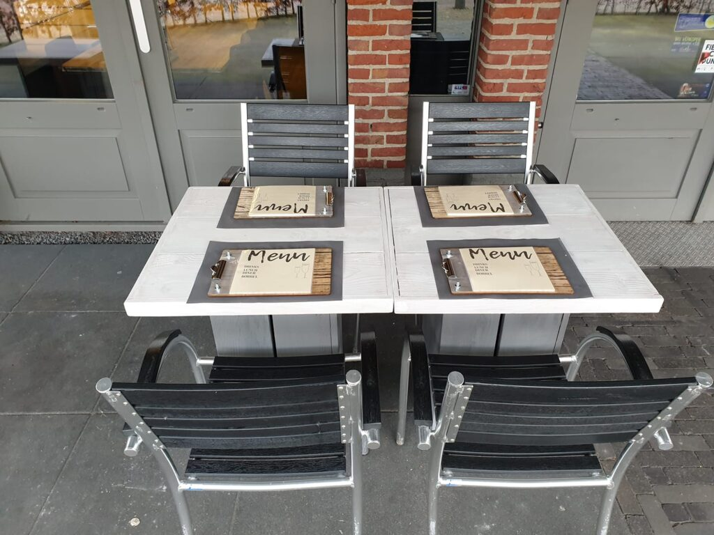 tafels-met-menu